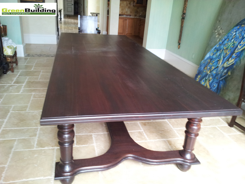 our expert wood crafters can customize wood for your home