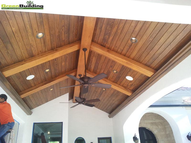 custom wood contractor