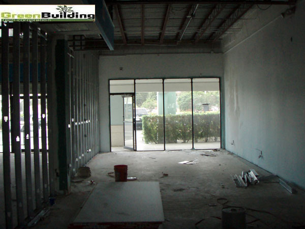 Commercial contractor build outs fort