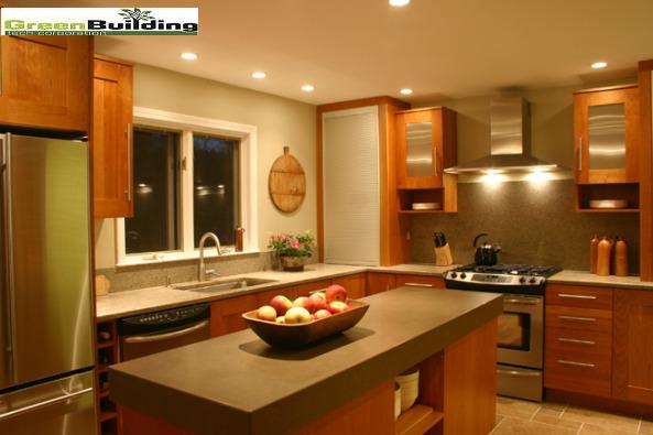 A Kitchen Remodeled By Green Building Tech Corp, Complete Kitchen Remodel  By Green Tech Building Corp In Fort Lauderdale ...